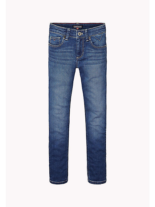 TOMMY HILFIGER Jean slim fit - COLORADO FRESH BLUE STRETCH - TOMMY HILFIGER Jeans - image principale
