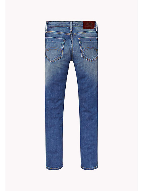TOMMY HILFIGER Slim Fit Jeans - KANSAS VINTAGE STRETCH - TOMMY HILFIGER Boys - detail image 1