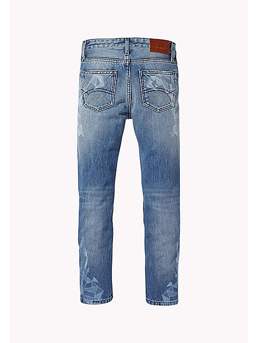 TOMMY HILFIGER Relaxed Fit Jeans - FLAG BLOCK LIGHT - TOMMY HILFIGER Jeans - detail image 1