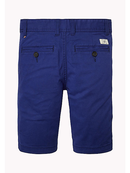 TOMMY HILFIGER Chino Shorts - BLUE DEPTHS - TOMMY HILFIGER Trousers & Shorts - detail image 1