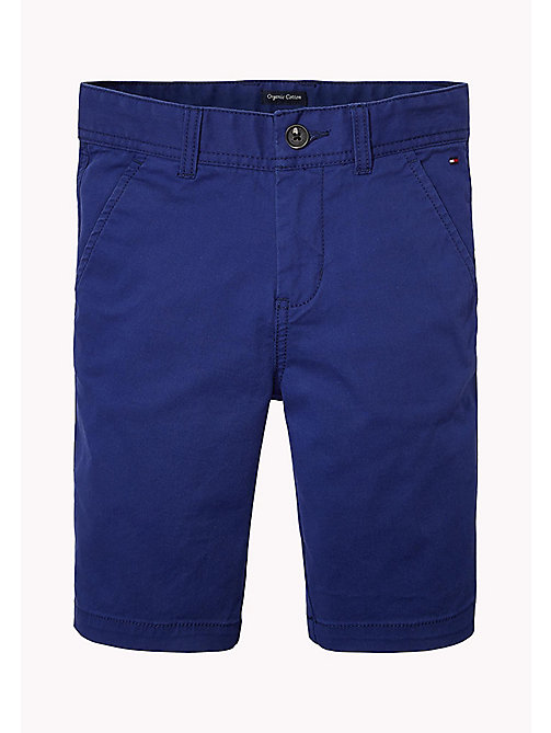TOMMY HILFIGER Chino Shorts - BLUE DEPTHS - TOMMY HILFIGER Trousers & Shorts - main image