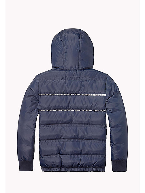 TOMMY HILFIGER Lightweight Down Jacket - BLACK IRIS - TOMMY HILFIGER Coats & Jackets - detail image 1