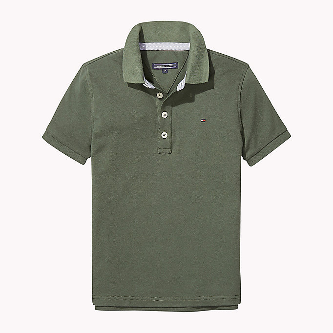 TOMMY HILFIGER Iconic Tommy Polo - FREESIA - TOMMY HILFIGER Kids - main image