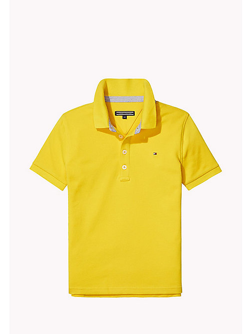 TOMMY HILFIGER Iconische Tommy-polo - FREESIA - TOMMY HILFIGER T-shirts & Polo's - main image
