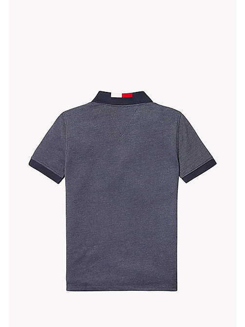 TOMMY HILFIGER D POLO S/S - MOOD INDIGO -  Oberteile - main image 1
