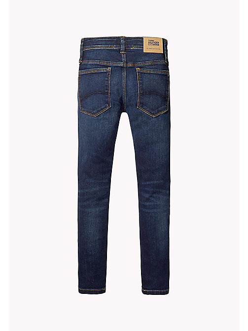TOMMY HILFIGER Skinny Fit Jeans - CAROLINA DARK STRETCH - TOMMY HILFIGER Jeans - detail image 1