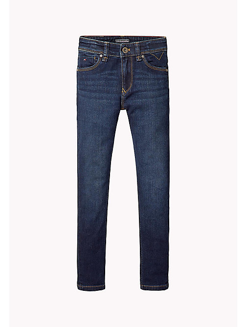 TOMMY HILFIGER Skinny Fit Jeans - CAROLINA DARK STRETCH - TOMMY HILFIGER Jeans - main image