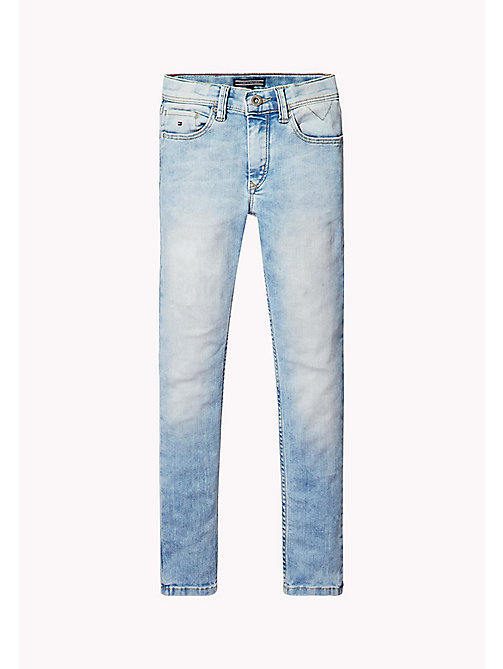 TOMMY HILFIGER Slim fit jeans met toelopende pijpen - CALI LIGHT POWER STRETCH - TOMMY HILFIGER Jeans - detail image 1