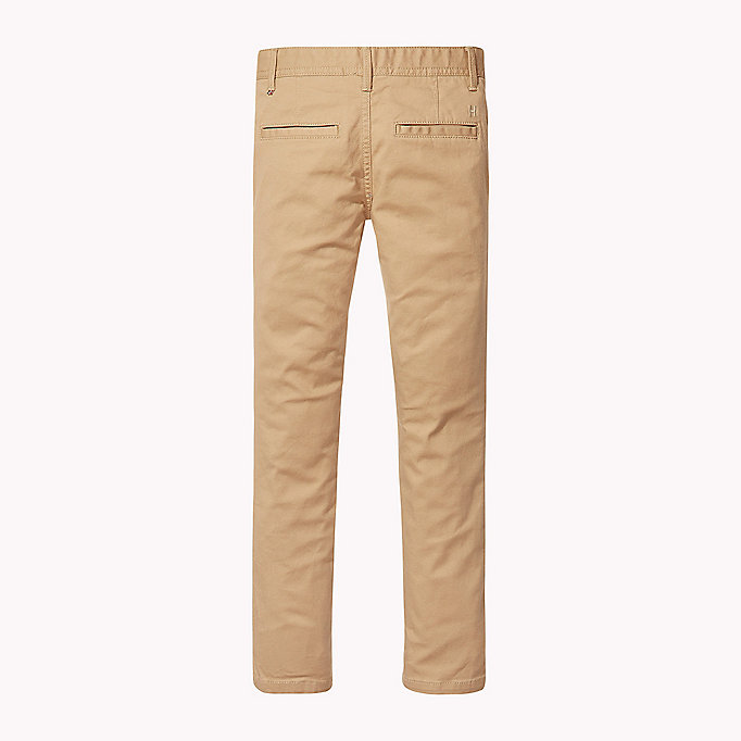 TOMMY HILFIGER Skinny Fit Chino - BLUE DEPTHS - TOMMY HILFIGER Kids - detail image 1