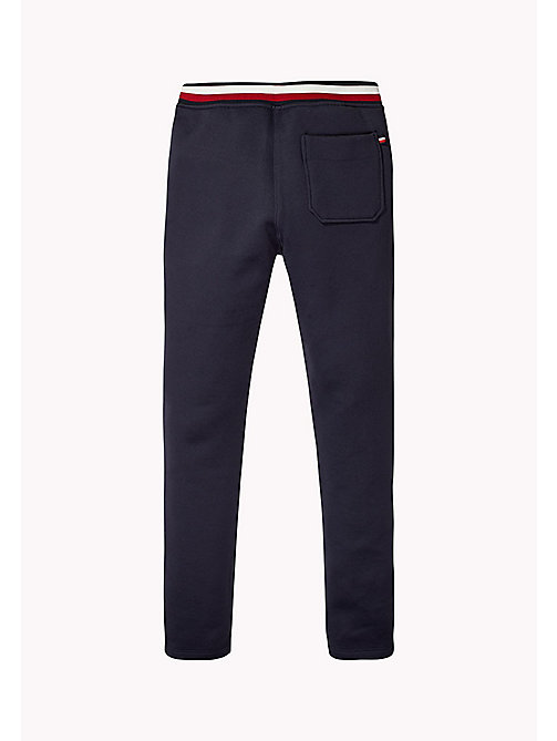 TOMMY HILFIGER SC TAPERED SWEATPANT - MIDNIGHT - TOMMY HILFIGER Jongens - detail image 1