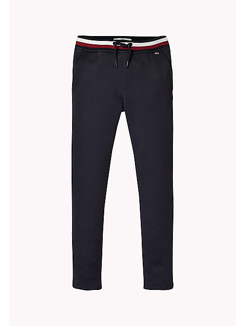 TOMMY HILFIGER SC TAPERED SWEATPANT - MIDNIGHT - TOMMY HILFIGER Jongens - main image