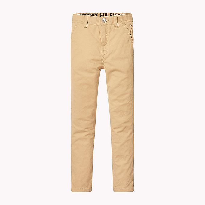 TOMMY HILFIGER Slim Fit Hose - BLACK IRIS - TOMMY HILFIGER Kinder - main image 1