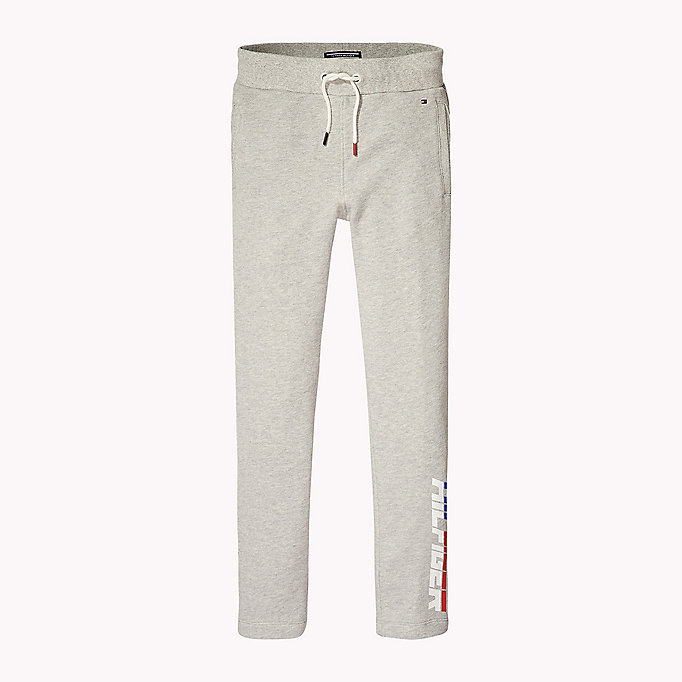 TOMMY HILFIGER Logo Jogging Bottoms - BLACK IRIS - TOMMY HILFIGER Kids - main image