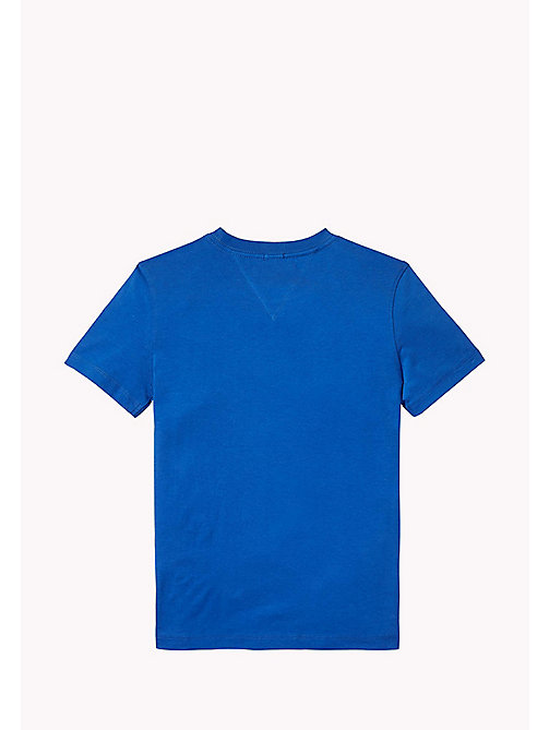 TOMMY HILFIGER Classic Crew Neck T-Shirt - NAUTICAL BLUE - TOMMY HILFIGER T-shirts & Polos - detail image 1