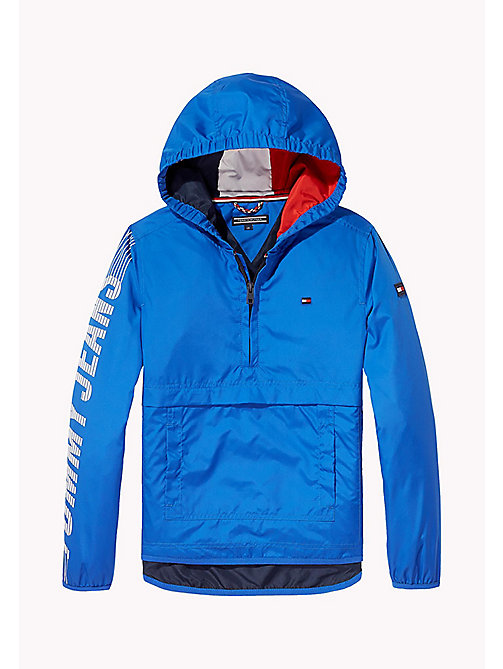 TOMMY HILFIGER Recycled Pop Over Jacket - NAUTICAL BLUE - TOMMY HILFIGER Coats & Jackets - main image