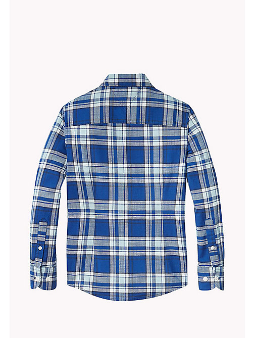 TOMMY HILFIGER Check Shirt - STRATOSPHERE - TOMMY HILFIGER Shirts - detail image 1