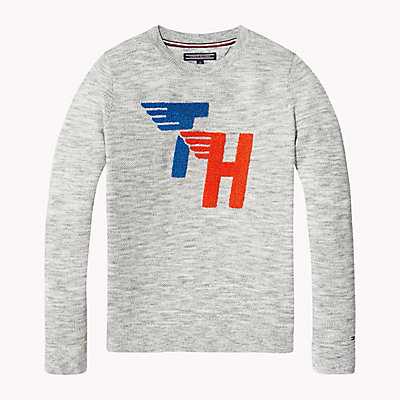 TOMMY HILFIGER  - MODERN GREY HEATHER -   - main image