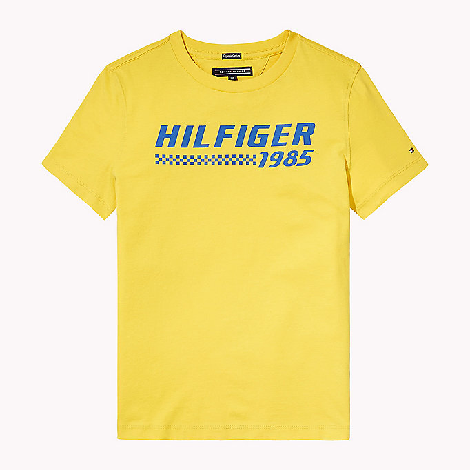 TOMMY HILFIGER Logo T-Shirt - NAUTICAL BLUE - TOMMY HILFIGER Kids - main image
