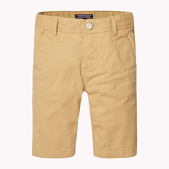 TOMMY HILFIGER Knee Length Chino Shorts - STRATOSPHERE - TOMMY HILFIGER Kids - detail image 1