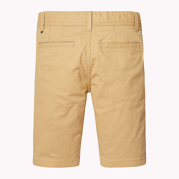 TOMMY HILFIGER Knee Length Chino Shorts - STRATOSPHERE - TOMMY HILFIGER Kids - detail image 2