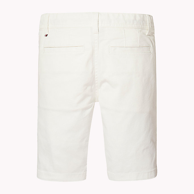 TOMMY HILFIGER Knee Length Chino Shorts - BLACK IRIS - TOMMY HILFIGER Kids - detail image 1