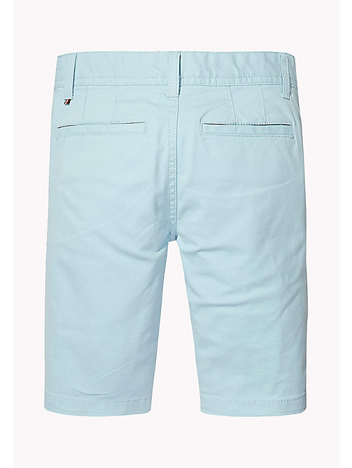 TOMMY HILFIGER Knee Length Chino Shorts - STRATOSPHERE - TOMMY HILFIGER Trousers & Shorts - detail image 1