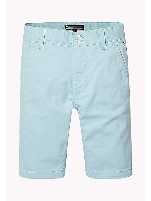 TOMMY HILFIGER Knee Length Chino Shorts - STRATOSPHERE -  Trousers & Shorts - main image