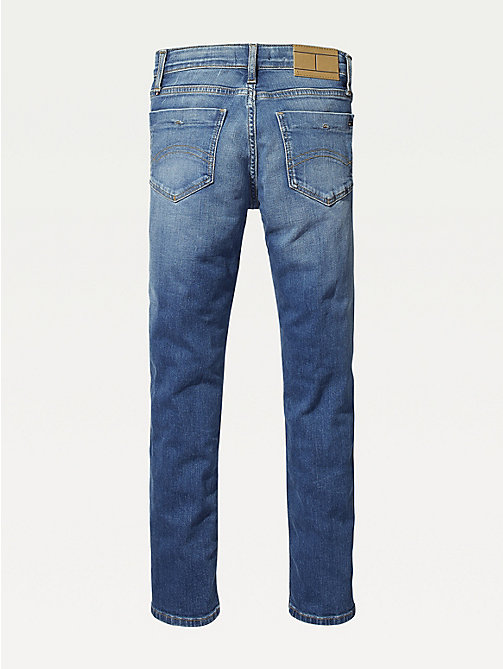 TOMMY HILFIGER Slim Fit Jeans - NEW YORK MID STRETCH - TOMMY HILFIGER Jeans - detail image 1