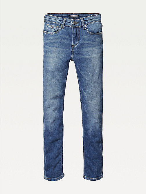TOMMY HILFIGER Slim Fit Jeans - NEW YORK MID STRETCH - TOMMY HILFIGER Jeans - main image
