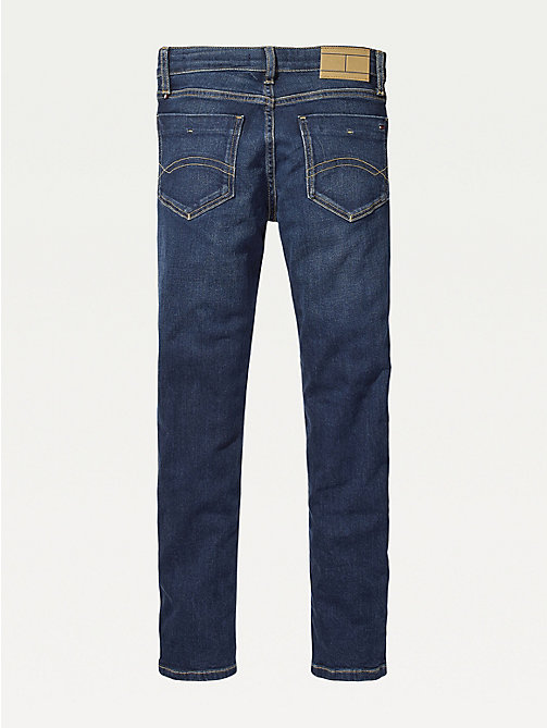 TOMMY HILFIGER Slim fit jeans - NEW YORK DARK STRETCH - TOMMY HILFIGER Jeans - detail image 1