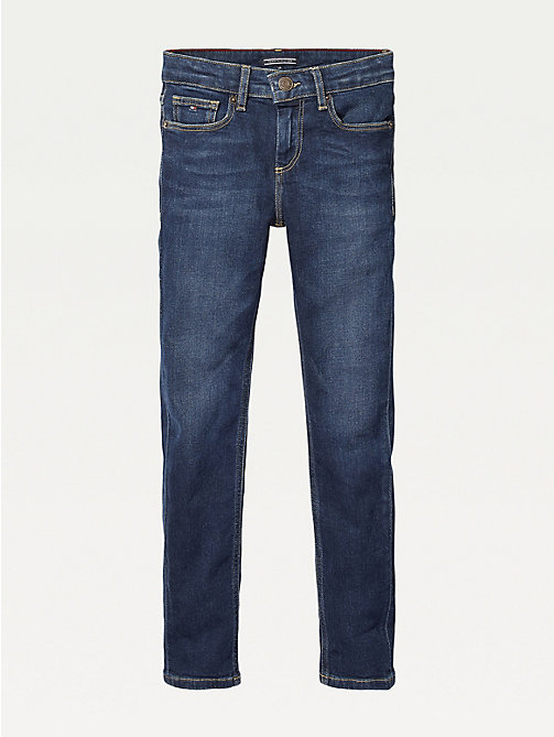 TOMMY HILFIGER Slim fit jeans - NEW YORK DARK STRETCH - TOMMY HILFIGER Jeans - main image