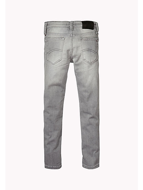 TOMMY HILFIGER Skinny Fit Jeans - COLORADO GREY SOFT STRETCH - TOMMY HILFIGER Jeans - detail image 1