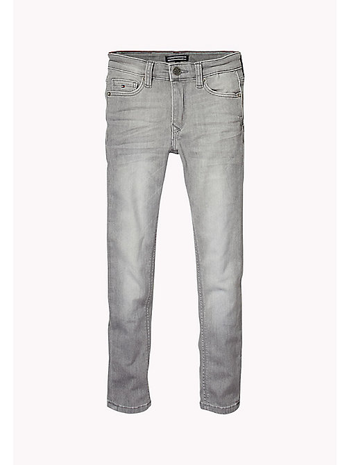 TOMMY HILFIGER Skinny Fit Jeans - COLORADO GREY SOFT STRETCH - TOMMY HILFIGER Jeans - main image
