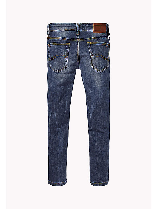 TOMMY HILFIGER Jeans skinny fit - COLORADO BLUE SOFT STRETCH - TOMMY HILFIGER Jeans - dettaglio immagine 1