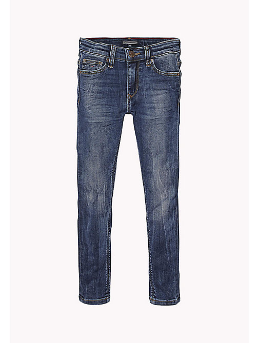 TOMMY HILFIGER Skinny fit jeans - COLORADO BLUE SOFT STRETCH - TOMMY HILFIGER Jongens - main image