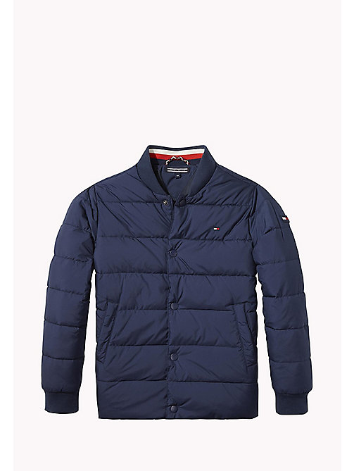 TOMMY HILFIGER Padded Jacket - BLACK IRIS - TOMMY HILFIGER Boys - main image