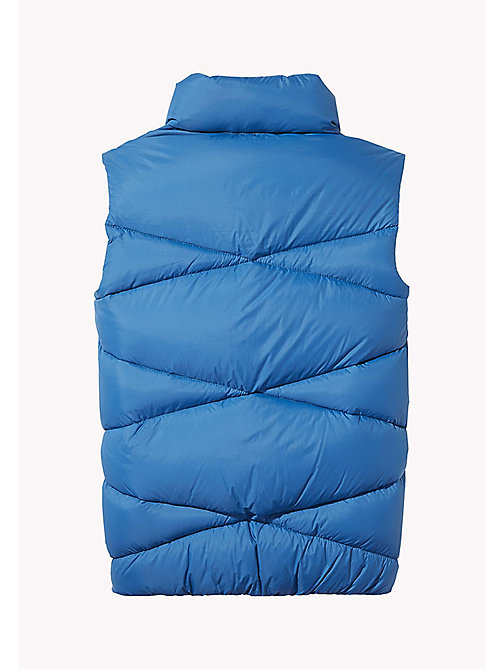TOMMY HILFIGER Packable Down Vest - BLUE SAPPHIRE - TOMMY HILFIGER Coats & Jackets - detail image 1