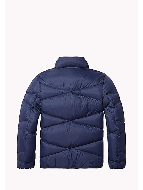TOMMY HILFIGER Packable Light Down Jacket - BLACK IRIS - TOMMY HILFIGER Coats & Jackets - detail image 1