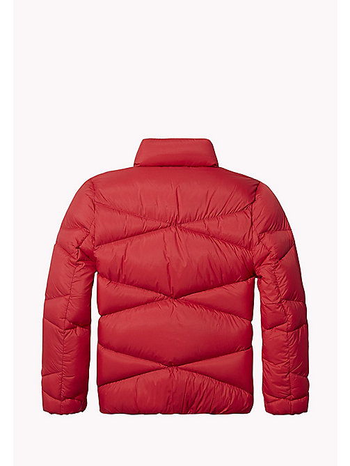 TOMMY HILFIGER Packable Light Down Jacket - LOLLIPOP - TOMMY HILFIGER Coats & Jackets - detail image 1