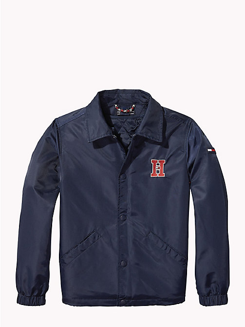 TOMMY HILFIGER 2in1 Jacket With Detachable Sleeves - BLACK IRIS - TOMMY HILFIGER Coats & Jackets - detail image 1