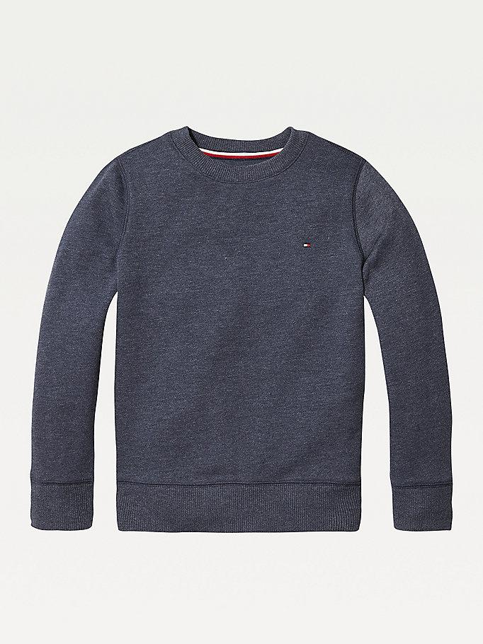 Sweatshirt aus Bio Baumwolle