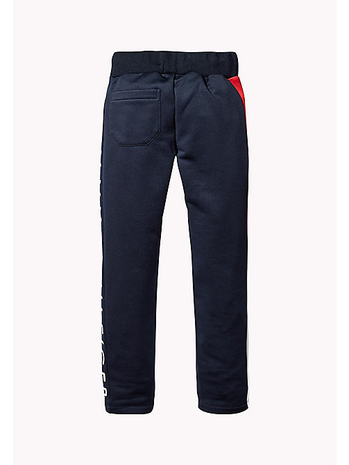 TOMMY HILFIGER SPORTS TRACK PANTS - SKY CAPTAIN - TOMMY HILFIGER Sports Capsule - detail image 1