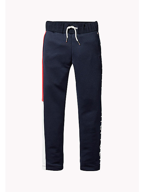 TOMMY HILFIGER SPORTS TRACK PANTS - SKY CAPTAIN - TOMMY HILFIGER Trousers & Shorts - main image