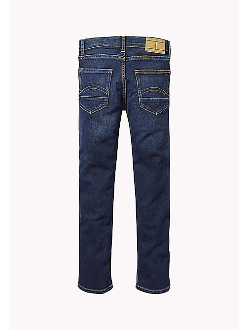 TOMMY HILFIGER Straight fit jeans - NEW YORK DARK STRETCH - TOMMY HILFIGER Jeans - detail image 1