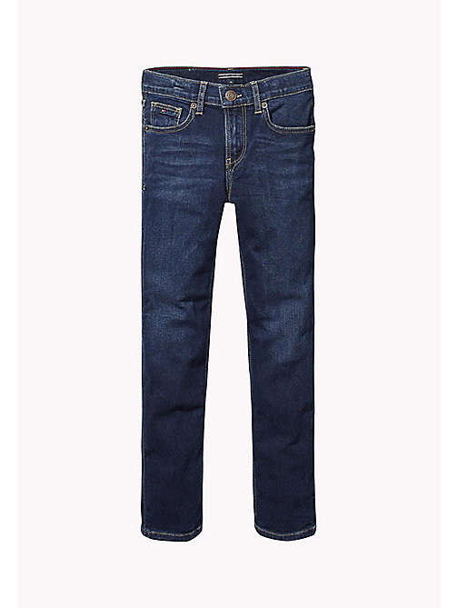 TOMMY HILFIGER Straight Fit Jeans - NEW YORK DARK STRETCH - TOMMY HILFIGER Jeans - main image