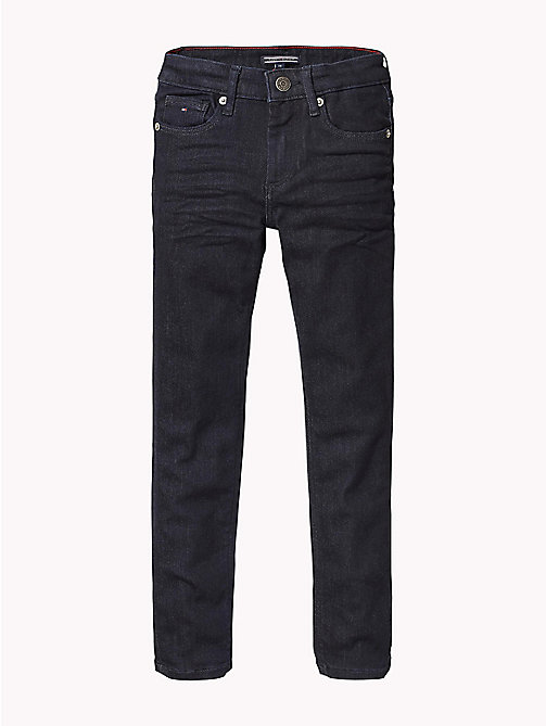 TOMMY HILFIGER Scanton Slim Fit Jeans - NAMPA RINSE BRUSH STRETCH - TOMMY HILFIGER Jeans - main image