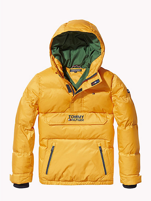 TOMMY HILFIGER Padded Ripstop Jacket - SPECTRA YELLOW - TOMMY HILFIGER Coats & Jackets - detail image 1