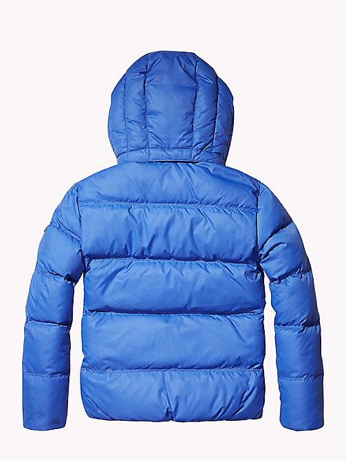 TOMMY HILFIGER Recycled Material Padded Down Jacket - OLYMPIAN BLUE - TOMMY HILFIGER Coats & Jackets - detail image 1