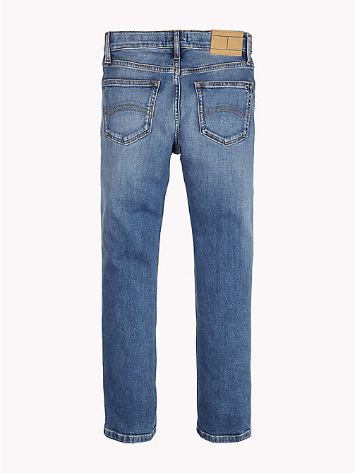 TOMMY HILFIGER Relaxed Fit Jeans - NEW YORK MID STRETCH - TOMMY HILFIGER Jeans - detail image 1