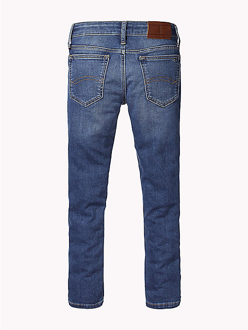 TOMMY HILFIGER Mid-Wash Skinny Jeans - NAMPA BRUSH MID STRETCH - TOMMY HILFIGER Jeans - detail image 1